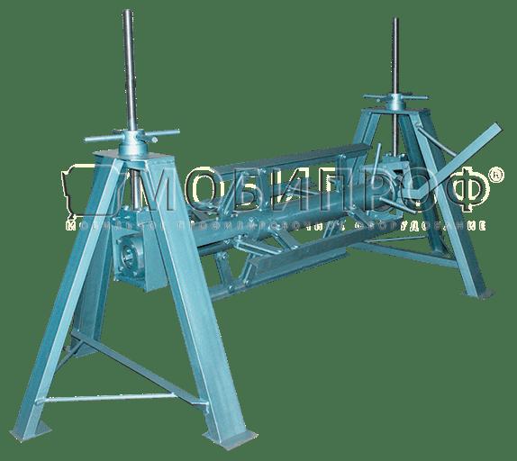 Самоподъемный разматыватель рулонов РМС-1250